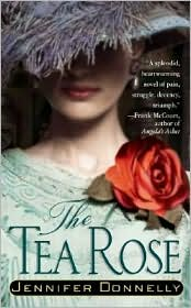 "The Tea Rose, Called ""a splendid heartwarming novel of pain, struggle, decency and triumph"" by author Frank McCourt, this celebrated story of tea, love and London is now out in paperback. Click on the cover to learn more about the book and the city that inspired it."