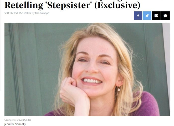 Stepsister is Being Adapted for Film