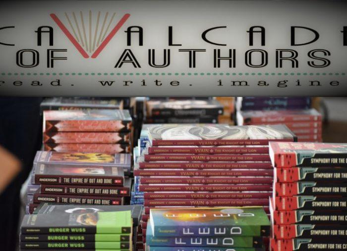 April 21: Cavalcade of Authors, Richland, WA