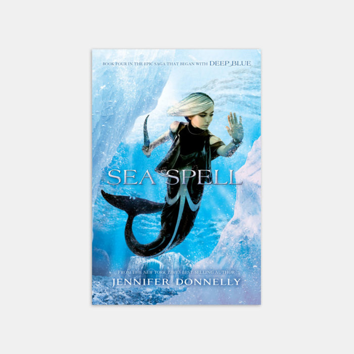 Sea Spell, Book Four of the Waterfire Saga
