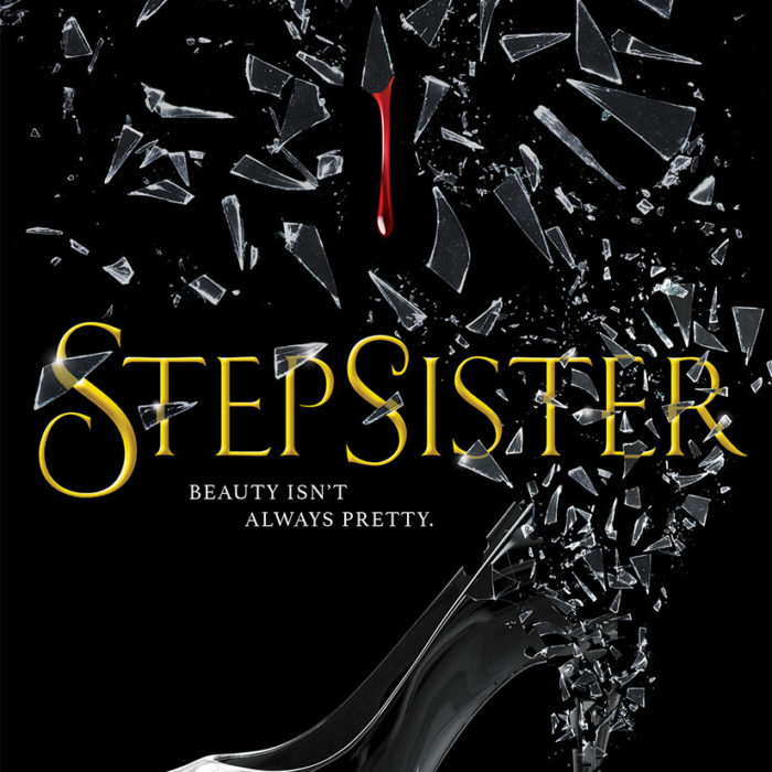Cover Reveal: STEPSISTER!