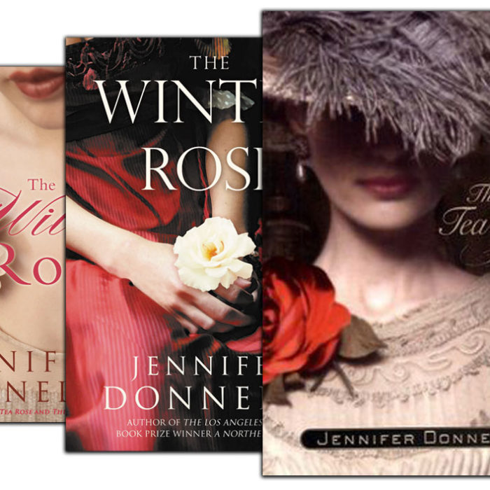 Tea Rose Trilogy Giveaway!
