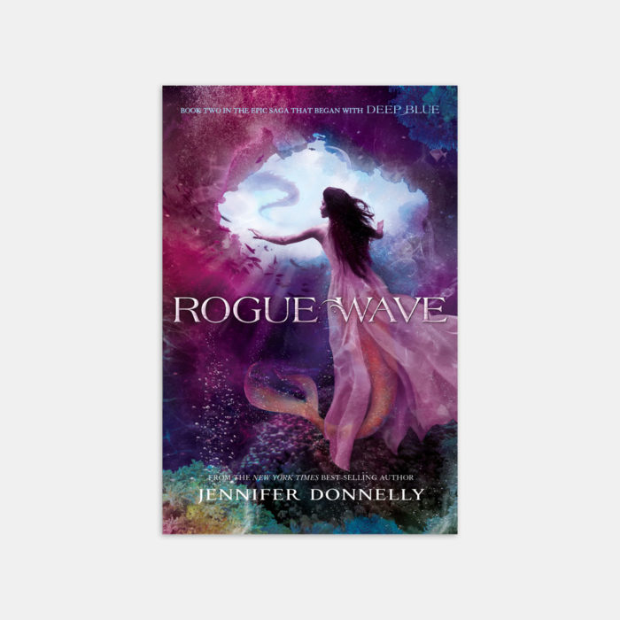 Rogue Wave, Book Two of the Waterfire Saga