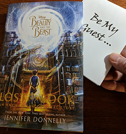 Get a Free Lost in a Book Holiday Card