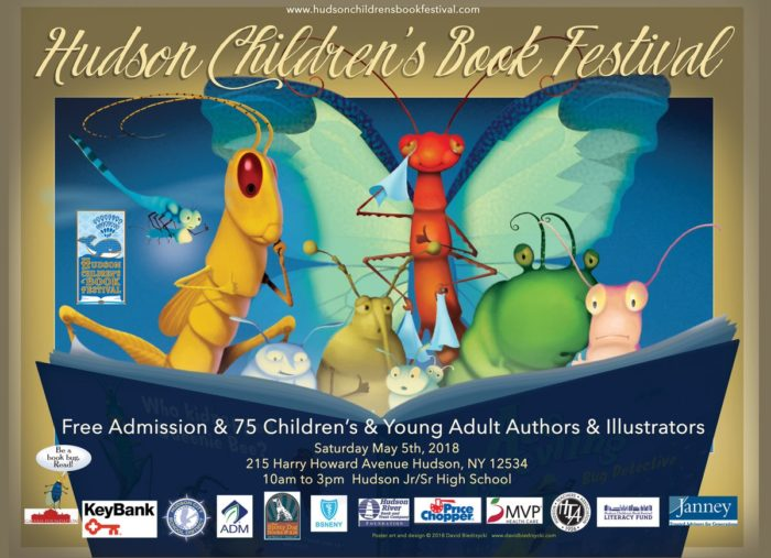 May 5: Hudson Children's Book Fest