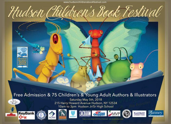 May 5: Hudson Children's Book Fest