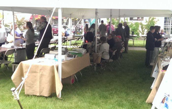 May 19: Millbrook Literary Festival