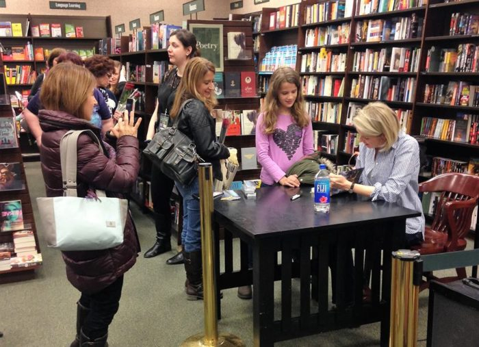 April 20: Book Signing/Meet and Greet